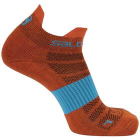 Salomon Sense Strømper 2-pak, rød/blå